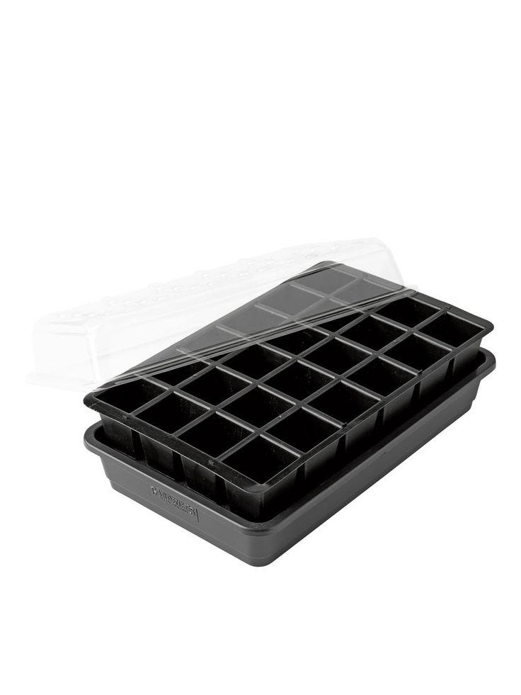 GrowEase Seed Starter Kit, 24 Cells - Gardener's Supply Company