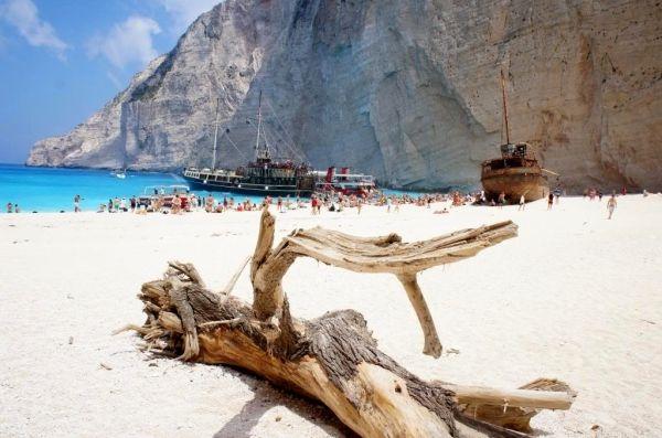 Drift to Greece, Navagio Beach