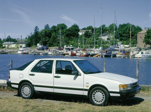 Saab 9000 photo 04