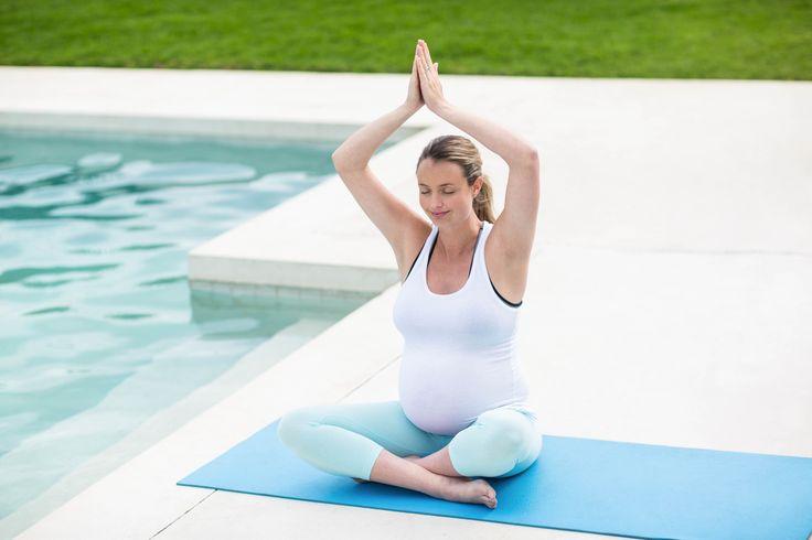 9 отличных причин заниматься спортом во время беременности!