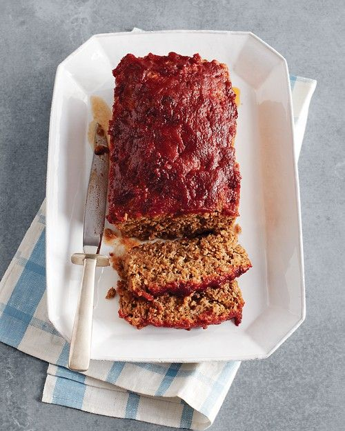 Classic Meat Loaf | Recipe | Celery, Classic and Glaze