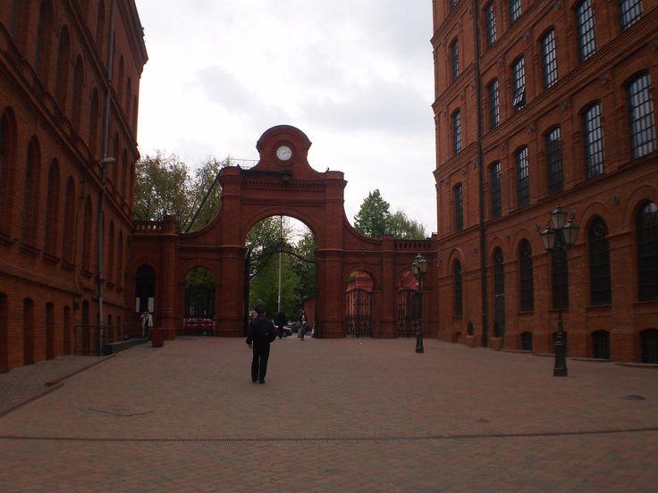 Łódź, Manufaktura, v121