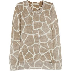 Giraffe Sweater / Michael Kors