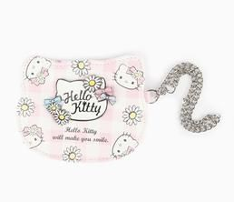 Hello Kitty ID Case: Daisy Patch Collection