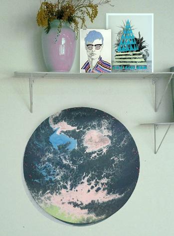 Showroom.2012 by Azucena González, via Behance