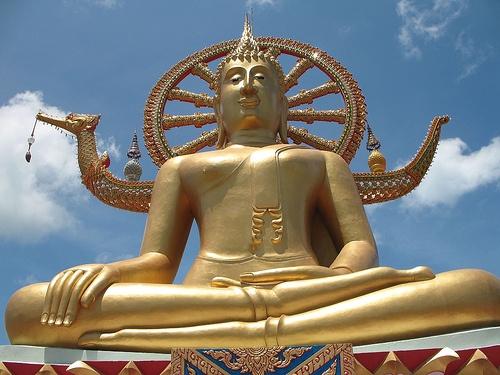 Big Buddah: Koh Samui - Thailand '12