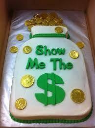 dollar sign cake - Google Search