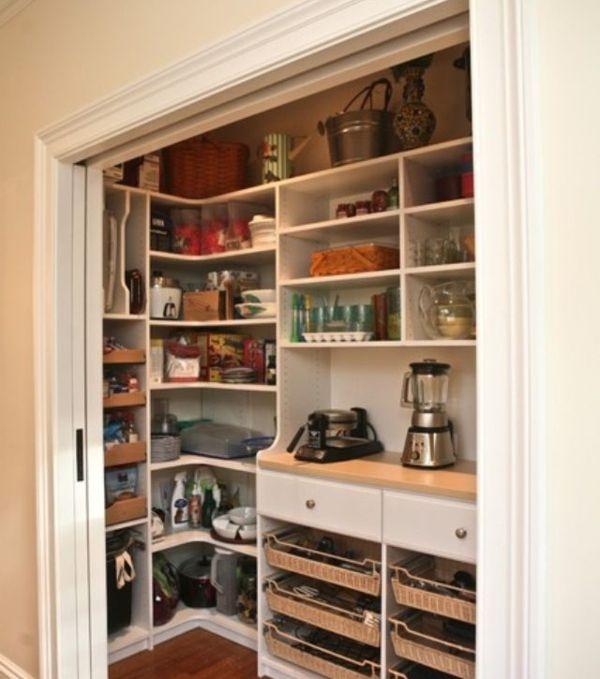 Organisieren Sie Ihre Speisekammer heute