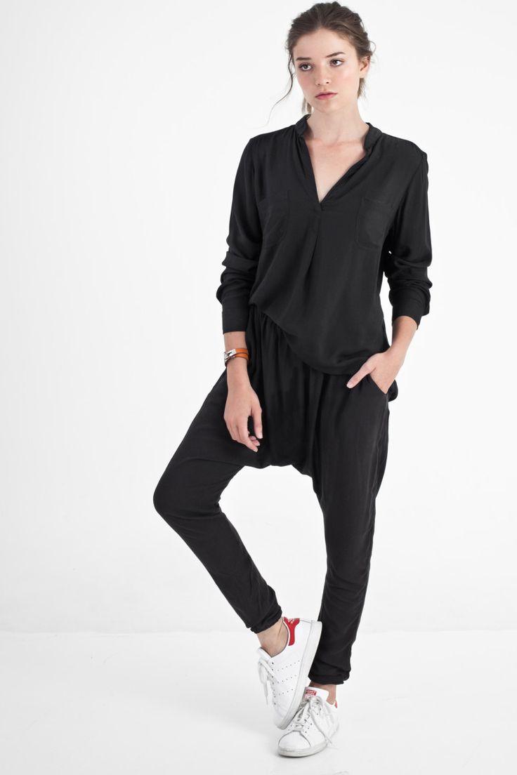 Sitting Pretty | Shop | AW15 | Frost harem pants