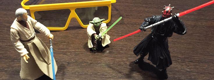 Ein Blinder im Kino! Was soll denn das? Im ersten Moment klingt das ein wenig seltsam, ist es aber nicht. Ich war sogar im 3D Kino, bei Star Wars.