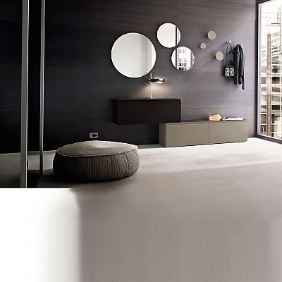 Night modern sideboards with optional mirrors & hooks by Birex