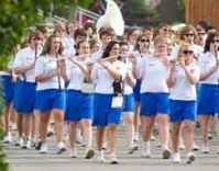Looking for talented high schoolers interested in being in the Pepsi-Cola Marching Band at the Erie County Fair