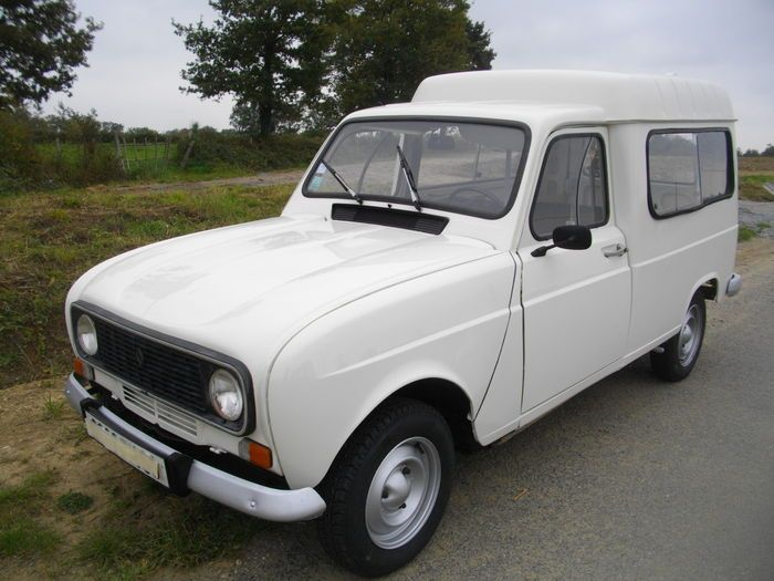 Renault 4F6 - 1982