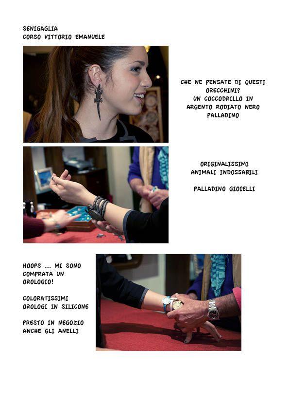 Senigaglia gioielleria Pordenone