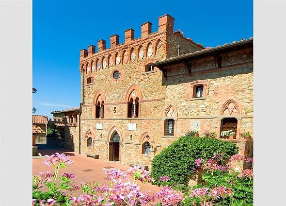 Castelletto di Montebenichi, Bucine, Italia