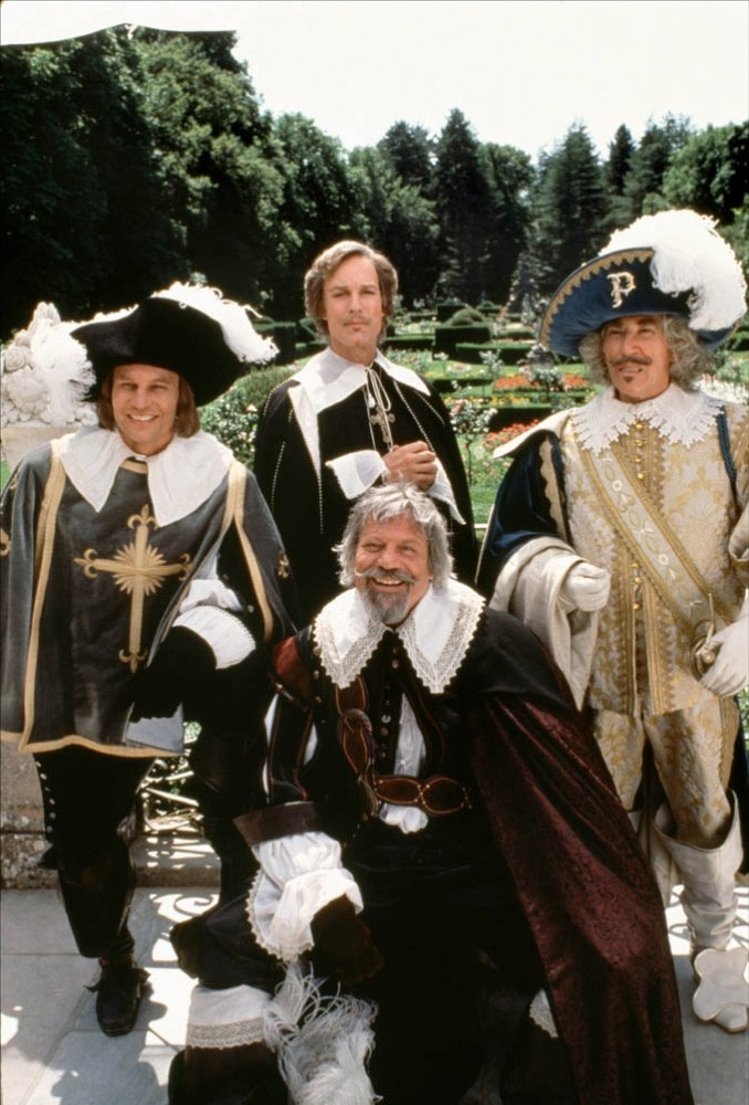 the three musketeers (1973)
