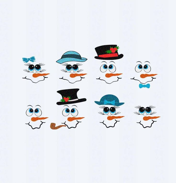 88 best christmas svg eps dxf and png images on for Snowman faces for crafts