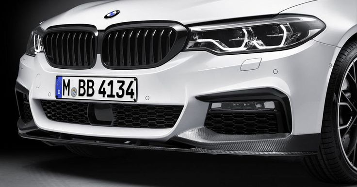 BMW 5-Series M Performance Parts Launch In The U.S. #BMW #BMW_5_Series