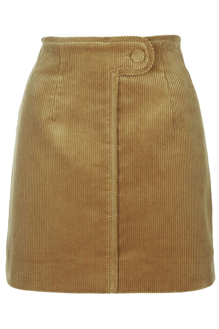 Photo 1 of Otley Cord Mini Skirt by Unique