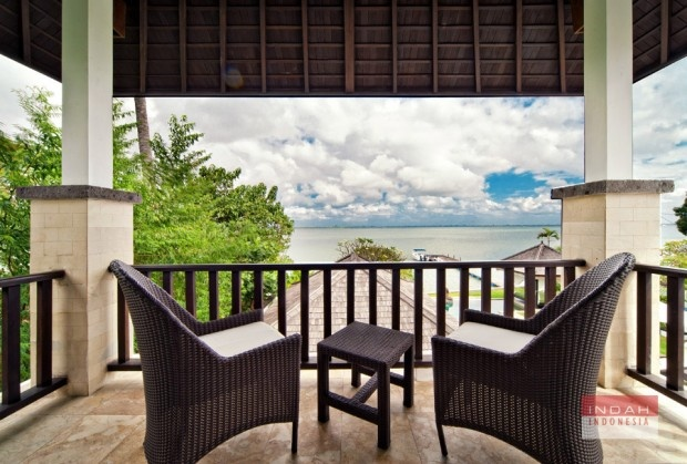 Villa Selamanya - Master Bedroom Balcony