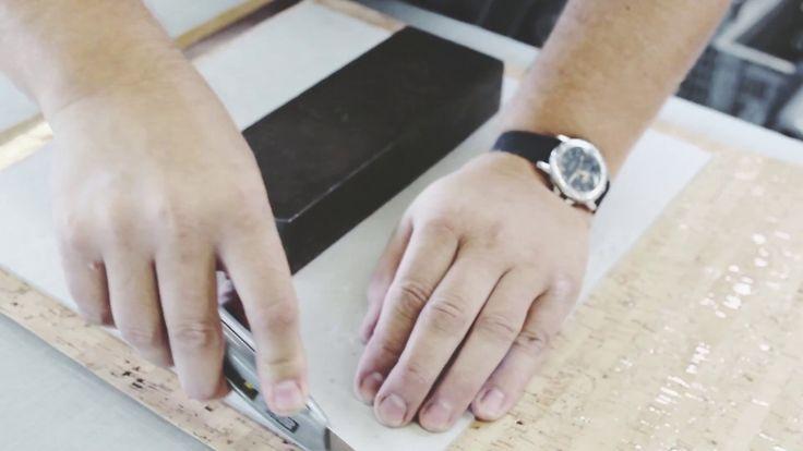 FLYERALARM Menu Design - Herstellung einer Ringbuch Speisekarte