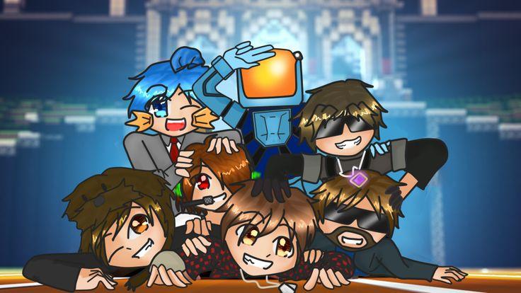Team Crafted by Alia78904 on deviantART