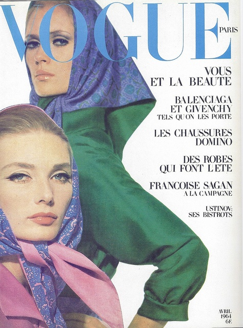 Vogue Paris (1964).