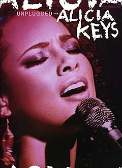 "Alicia Keys. ""Unplugged"" 2005.."