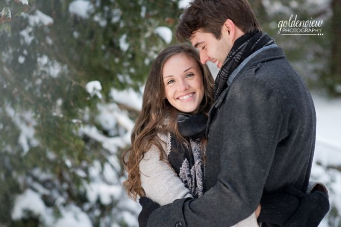 Hamilton-dundas-Websters-Falls-Engagement-photos-winter-snow-Photographer-goldenview-photography-001