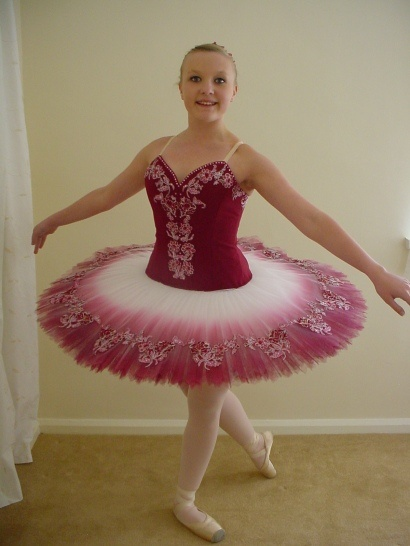 airbrushing!: Tutu, Dance Costumes