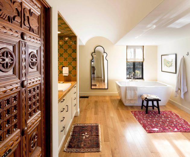 The 25+ Best Mediterranean Bathroom Ideas On Pinterest | Outdoor Bathrooms,  Mediterranean Potting Benches And Mediterranean Indoor Fountains