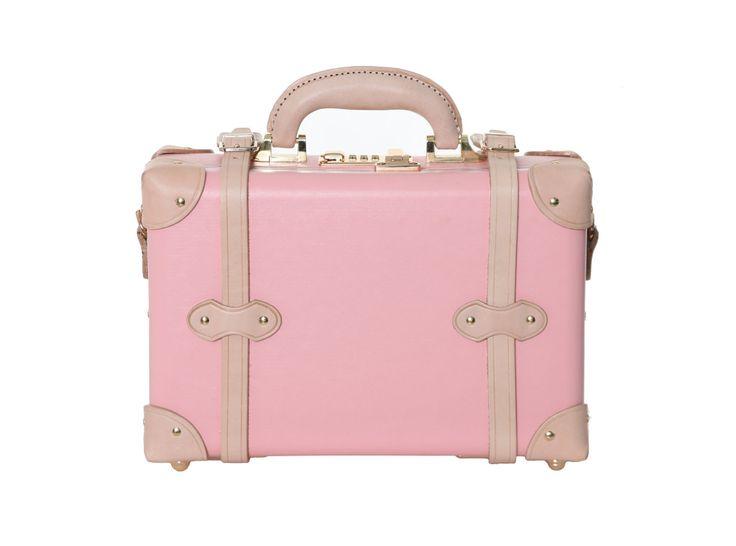 The Correspondent – Pink Vanity Case | Steamline