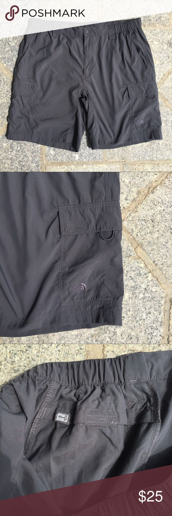 The North Face Men's XXL Gray Shorts The North Face Men's XXL Gray Shorts.   The perfect condition!!! The North Face Shorts