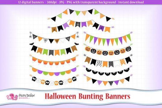 halloween bunting uk