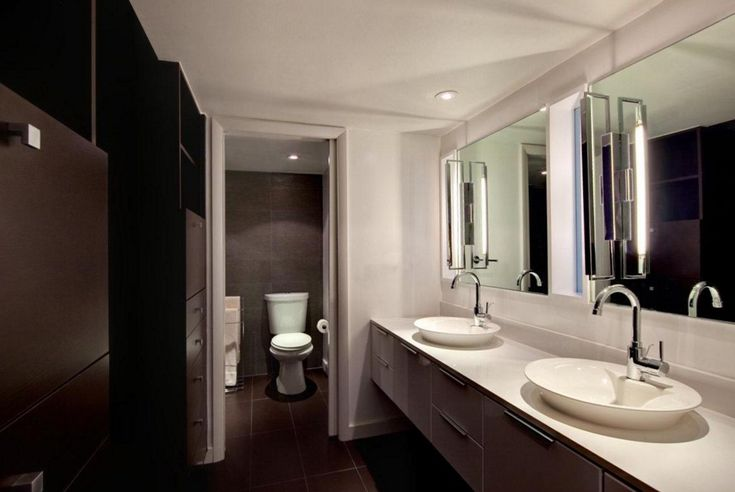 Decorating ideas for apartment bathrooms property used