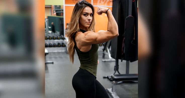 The Cassandra Martin Workout Split Will Get You Absolutely Jacked