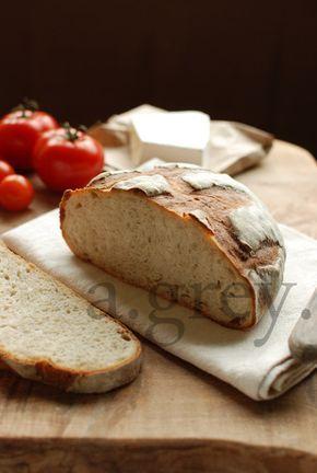 Chleb z ziemniakami, najlepszy 225 g ugotowanych ziemniaków, przepuszczonych przez praskę 2 łyżki masła 115 g aktywnego zakwas...