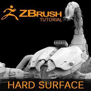 ZBrush Hardsurface , Amin Akhshi on ArtStation at https://www.artstation.com/artwork/43oZq