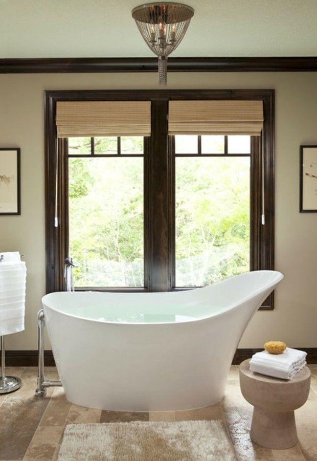 Baignoires, Salles de bains rustiques et Vanités de salle de bain