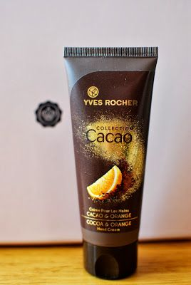 Yves Rocher hand cream