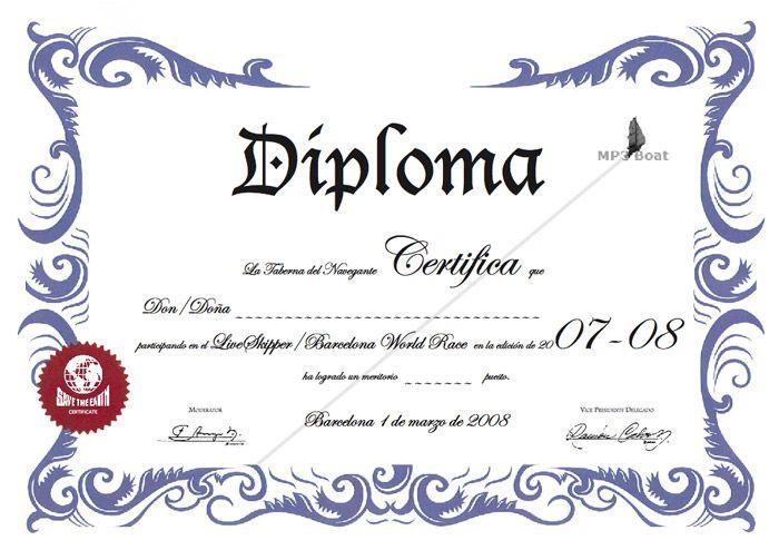 Carátulas para diplomas - Imagui
