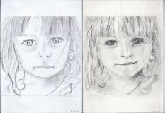 Jobb agyféltekés rajzolás 1-4.nap