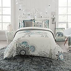 image of Anthology™ Kiran Reversible Comforter Set