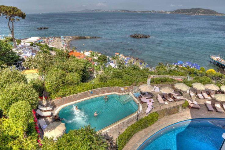 Punta Molino Beach Resort & Spa - Congress center in the island of Ischia, near Naples