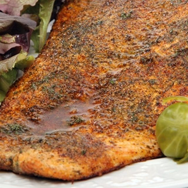 Blackened red snapper                                                                                                                                                                                 More