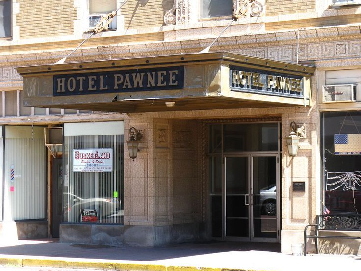 North Platte Nebraska Built In 1929 As The Hotel Yancey Ee