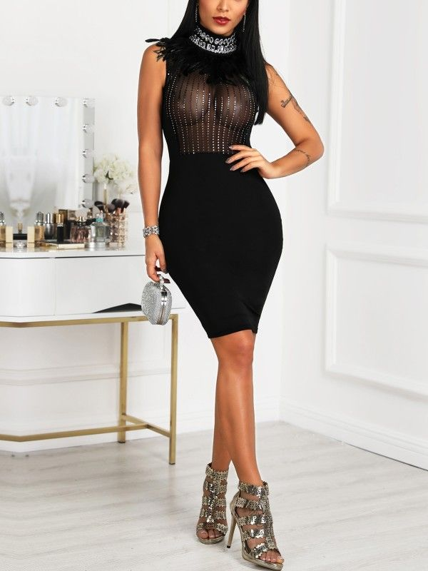 65d9ceaf20 Women's Clothing, Dresses, Bodycon $30.99 - Boutiquefeel | nice ...