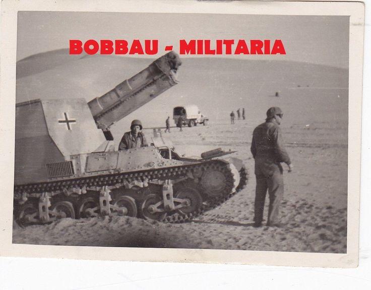 pb315 afrikakorps dak us truppen erbeutete 15cm sfl s f h 13 lorraine schlepper ebay desert. Black Bedroom Furniture Sets. Home Design Ideas