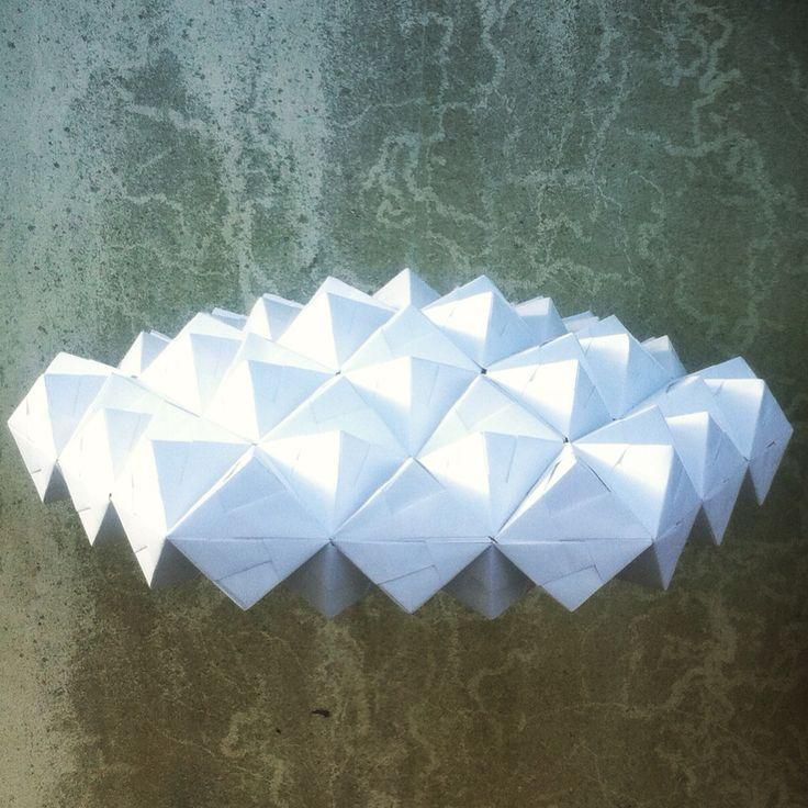 Sonobes - I love folding them:-)