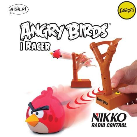 ANGRY BIRD IRACER: PROMO!